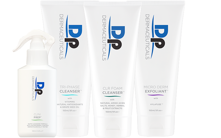 Cleansers & Exfoliant